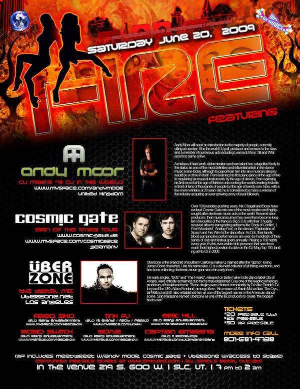 FireSLC: Cosmic Gate