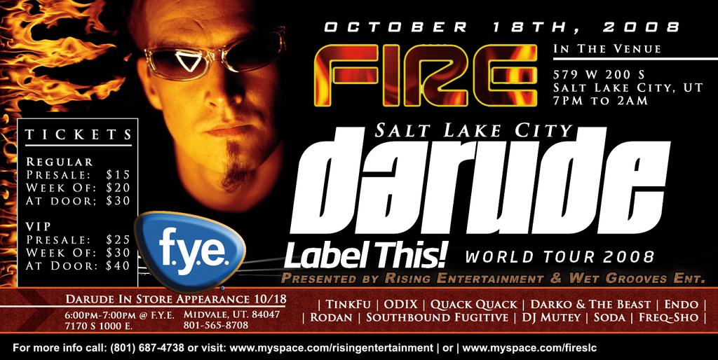 FireSLC: Darude